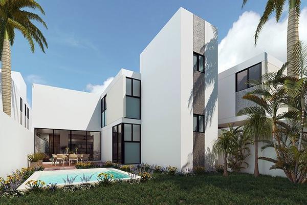 Foto de casa en venta en  , conkal, conkal, yucatán, 15236056 No. 01