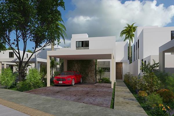 Foto de casa en venta en  , conkal, conkal, yucatán, 15236064 No. 01