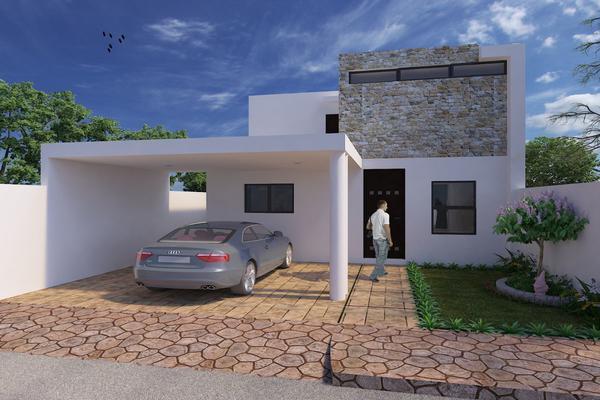 Foto de casa en venta en  , conkal, conkal, yucatán, 15236495 No. 01