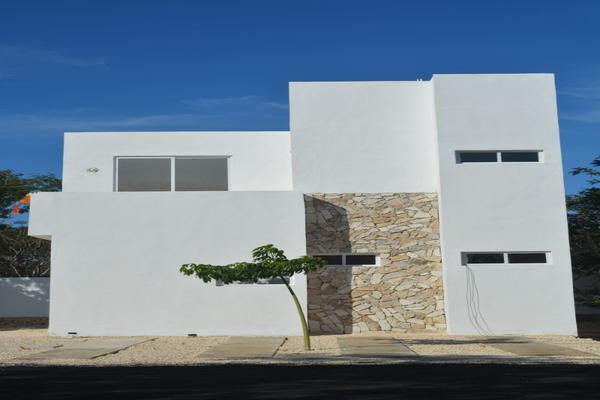 Foto de casa en venta en  , conkal, conkal, yucatán, 15245946 No. 01
