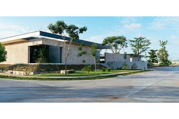 Foto de terreno habitacional en venta en  , conkal, conkal, yucatán, 2623654 No. 04