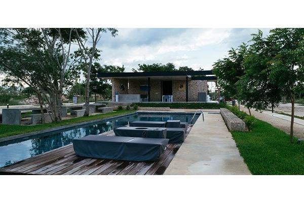 Foto de terreno habitacional en venta en  , conkal, conkal, yucatán, 2623654 No. 05