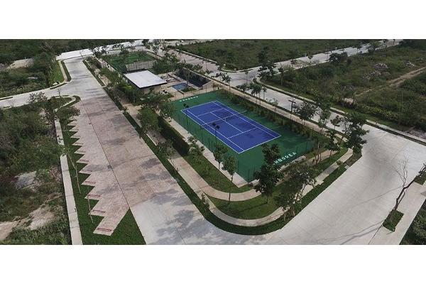 Foto de terreno habitacional en venta en  , conkal, conkal, yucatán, 2623654 No. 08