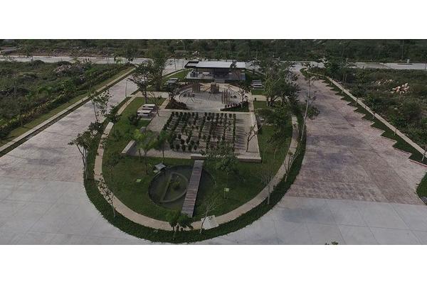 Foto de terreno habitacional en venta en  , conkal, conkal, yucatán, 2623654 No. 14
