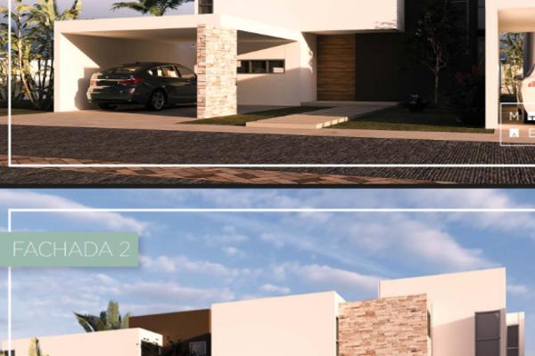 Foto de casa en venta en  , conkal, conkal, yucatán, 2630546 No. 01