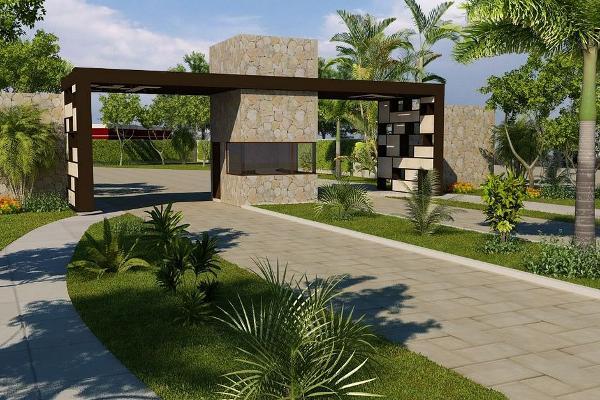 Foto de terreno habitacional en venta en  , conkal, conkal, yucatán, 2635086 No. 01