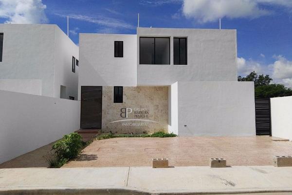 Foto de casa en venta en  , conkal, conkal, yucatán, 2638001 No. 01