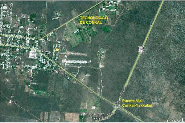 Foto de terreno habitacional en venta en  , conkal, conkal, yucatán, 2668137 No. 01