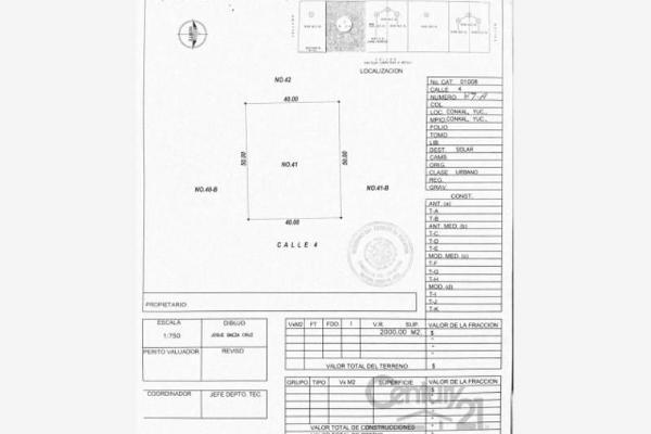 Foto de terreno habitacional en venta en  , conkal, conkal, yucatán, 2668137 No. 03