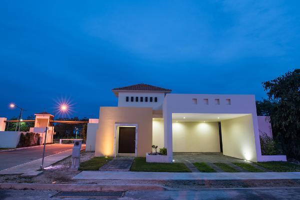 Foto de casa en venta en  , conkal, conkal, yucatán, 3157921 No. 01