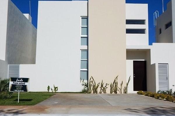 Foto de casa en venta en  , conkal, conkal, yucatán, 3220285 No. 01
