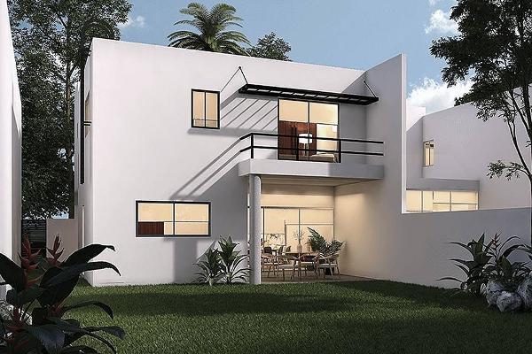 Foto de casa en venta en  , conkal, conkal, yucatán, 3423181 No. 02