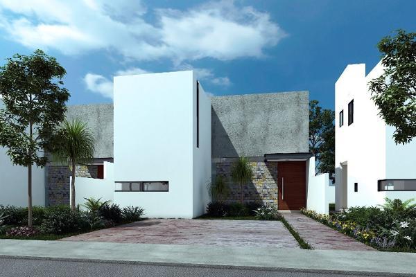 Foto de casa en venta en  , conkal, conkal, yucatán, 3426271 No. 01