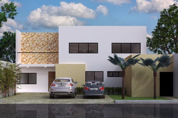 Foto de casa en venta en  , conkal, conkal, yucatán, 3427732 No. 01