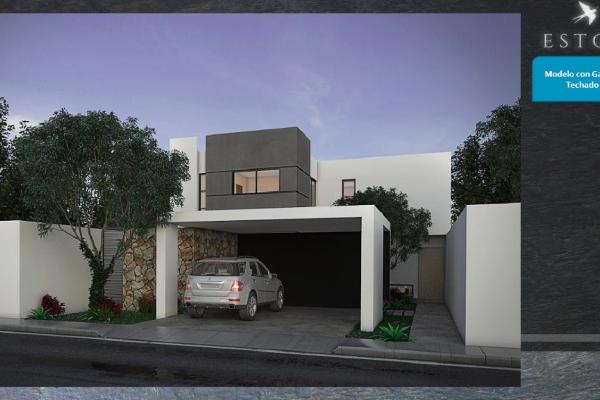 Foto de casa en venta en  , conkal, conkal, yucatán, 3431289 No. 01