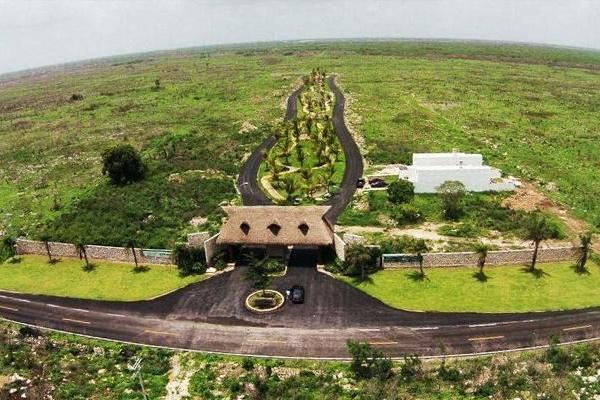 Foto de terreno habitacional en venta en  , conkal, conkal, yucatán, 4284645 No. 03