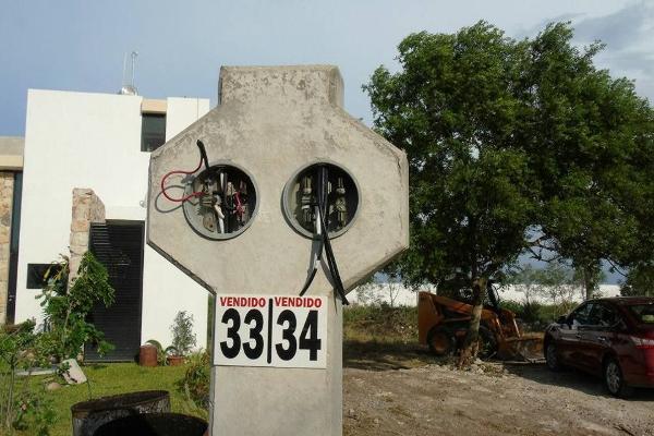 Foto de terreno habitacional en venta en  , conkal, conkal, yucatán, 4284645 No. 08