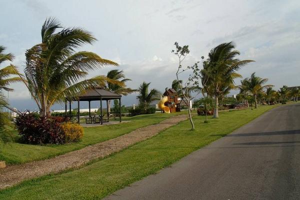 Foto de terreno habitacional en venta en  , conkal, conkal, yucatán, 4284645 No. 17
