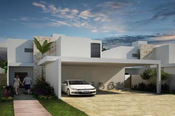 Foto de casa en venta en  , conkal, conkal, yucatán, 4638354 No. 01