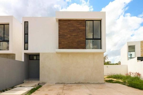Foto de casa en venta en  , conkal, conkal, yucatán, 4642147 No. 01