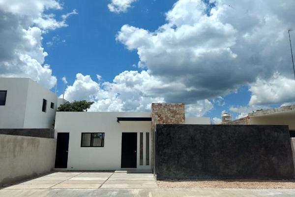 Foto de casa en venta en  , conkal, conkal, yucatán, 4643110 No. 01