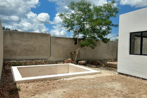 Foto de casa en venta en  , conkal, conkal, yucatán, 4643110 No. 17