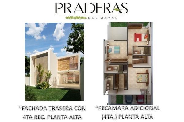 Foto de casa en venta en  , conkal, conkal, yucatán, 4643247 No. 08