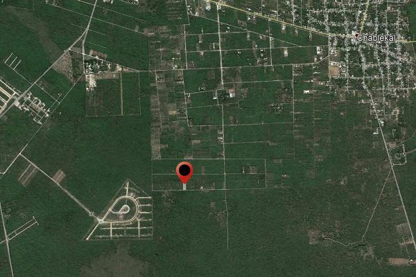 Foto de terreno habitacional en venta en  , conkal, conkal, yucatán, 4645302 No. 04