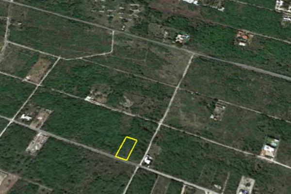 Foto de terreno habitacional en venta en  , conkal, conkal, yucat?n, 4672368 No. 01