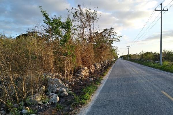 Foto de terreno habitacional en venta en  , conkal, conkal, yucatán, 4673074 No. 06
