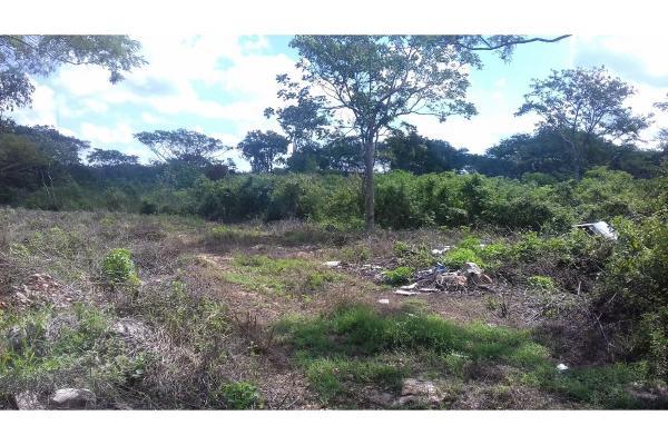 Foto de terreno habitacional en venta en  , conkal, conkal, yucatán, 5690238 No. 13