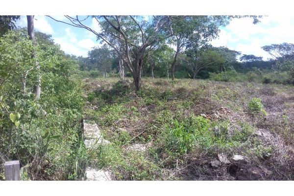 Foto de terreno habitacional en venta en  , conkal, conkal, yucatán, 5690238 No. 16