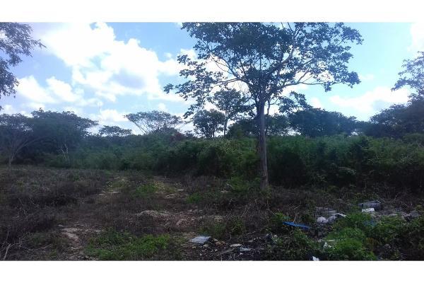 Foto de terreno habitacional en venta en  , conkal, conkal, yucatán, 5690238 No. 17