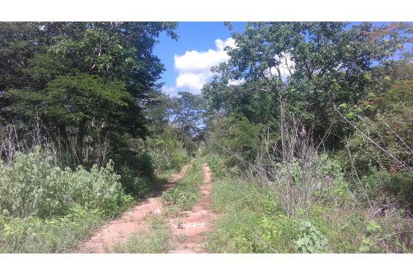 Foto de terreno habitacional en venta en  , conkal, conkal, yucatán, 5690238 No. 20