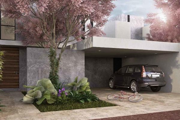 Foto de casa en venta en  , conkal, conkal, yucatán, 5925805 No. 01