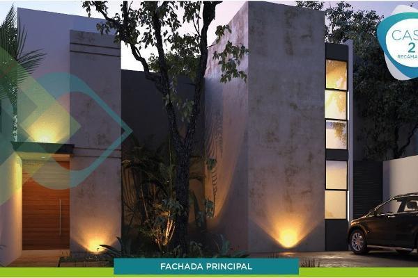 Foto de casa en venta en  , conkal, conkal, yucatán, 6133591 No. 01