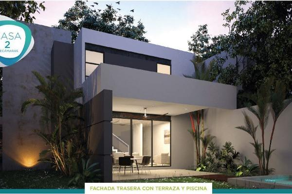 Foto de casa en venta en  , conkal, conkal, yucatán, 6133591 No. 08