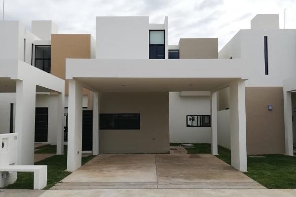 Foto de casa en venta en  , conkal, conkal, yucatán, 6191367 No. 01