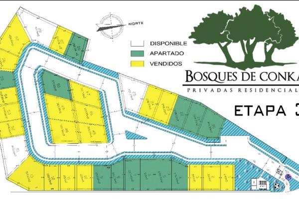 Foto de terreno habitacional en venta en  , conkal, conkal, yucatán, 6191467 No. 01