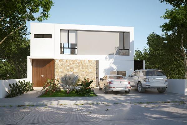 Foto de casa en venta en  , conkal, conkal, yucatán, 6209765 No. 01