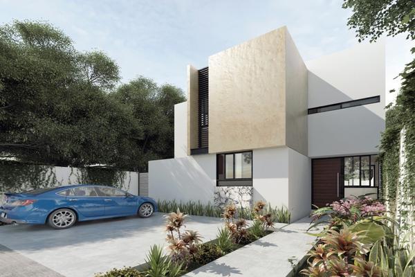 Foto de casa en venta en  , conkal, conkal, yucatán, 7262367 No. 02