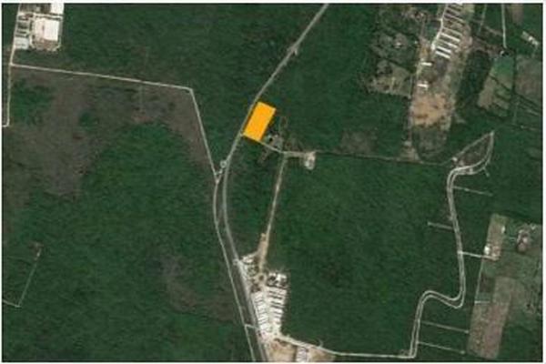 Foto de terreno habitacional en venta en  , conkal, conkal, yucatán, 7263310 No. 04