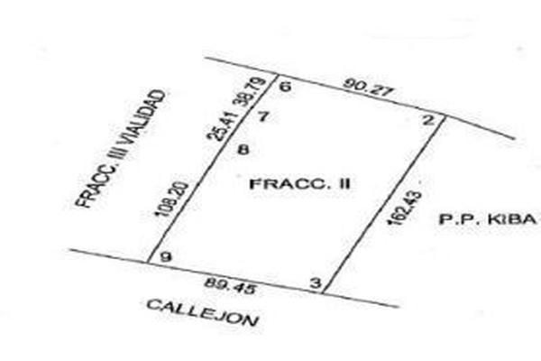 Foto de terreno habitacional en venta en  , conkal, conkal, yucatán, 7263310 No. 07