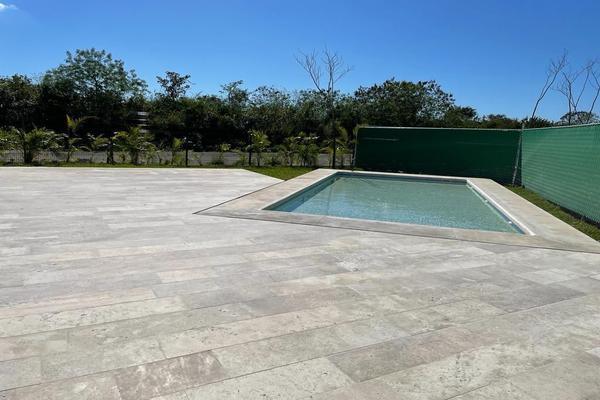 Foto de terreno habitacional en venta en  , conkal, conkal, yucatán, 7264591 No. 11