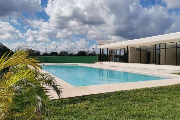 Foto de terreno habitacional en venta en  , conkal, conkal, yucatán, 7264591 No. 12