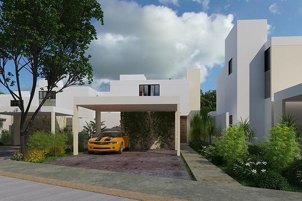Foto de casa en venta en  , conkal, conkal, yucatán, 7276760 No. 01