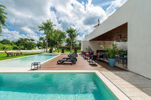 Foto de terreno habitacional en venta en  , conkal, conkal, yucatán, 7277117 No. 02