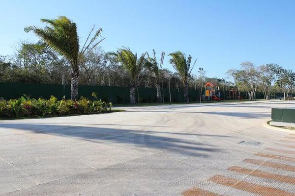 Foto de terreno habitacional en venta en  , conkal, conkal, yucatán, 7277117 No. 05