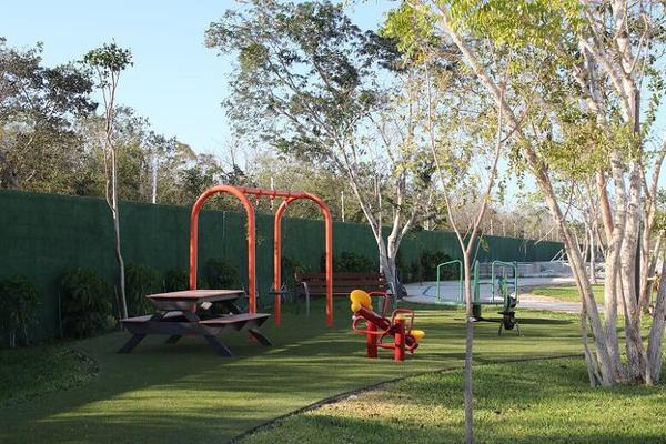Foto de terreno habitacional en venta en  , conkal, conkal, yucatán, 7277117 No. 07