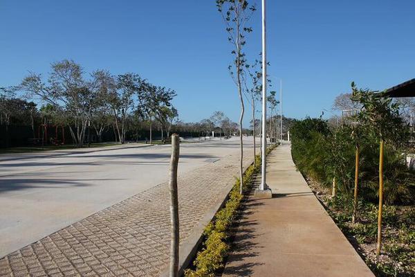 Foto de terreno habitacional en venta en  , conkal, conkal, yucatán, 7277117 No. 09